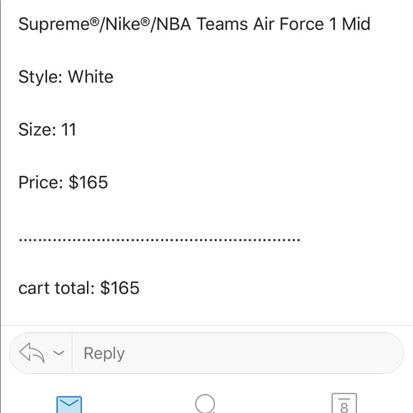 Supreme X Nike Air Force 1 Mid Calzini Nba QlHNBD3O
